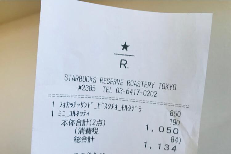 ロースタリー東京グッズ高い・スターバックスパートナー