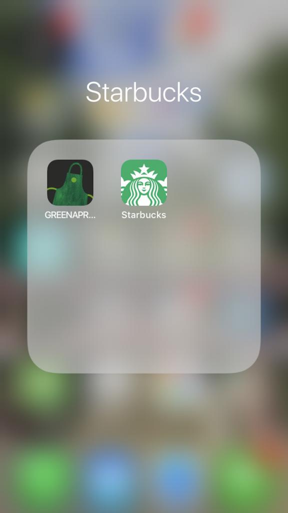 グリーンエプロンクラブのナナメドリのスマホ画面