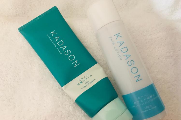カダソン洗顔フォーム・化粧水・ナナメドリコンプレックス
