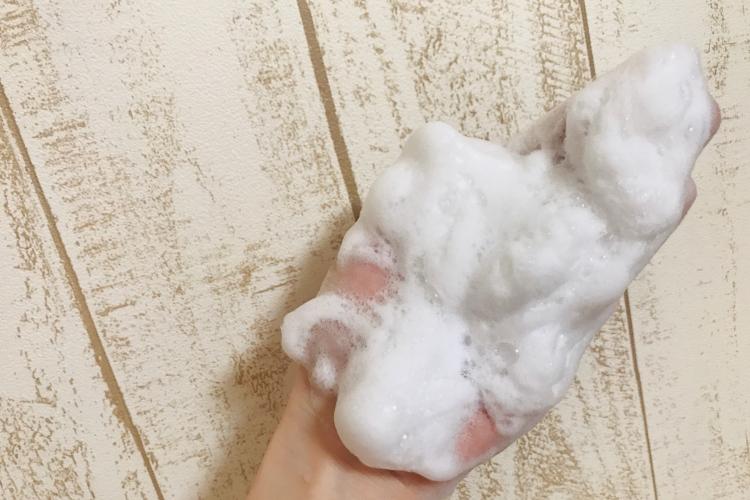 カダソン洗顔フォーム・ナナメドリコンプレックス