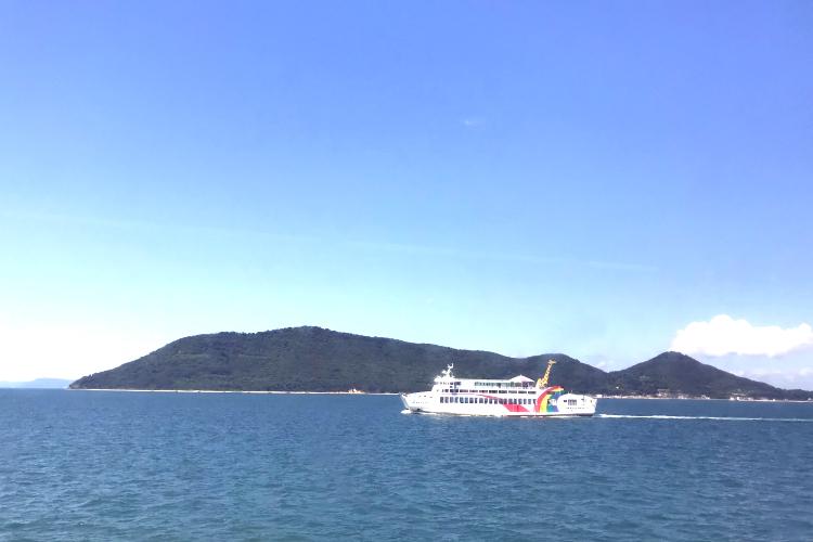 小豆島リゾートバイト・ナナメドリ