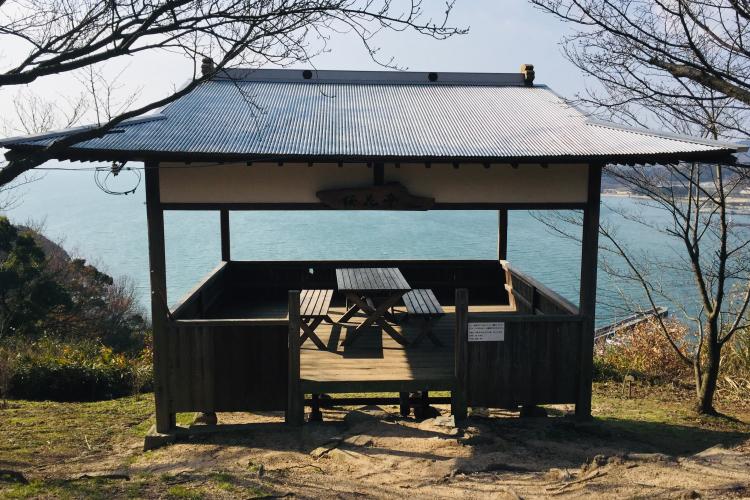 小豆島Nのためにロケ地・ナナメドリ