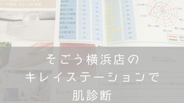 そごうキレイステーション横浜口コミ・ナナメドリ