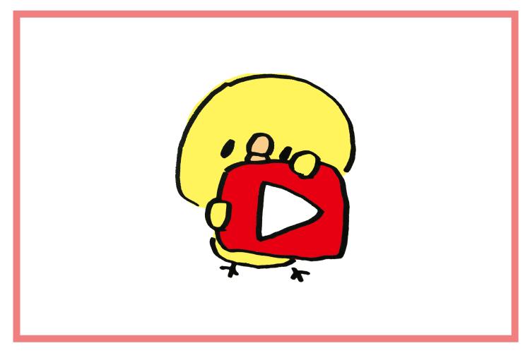 動画と音声コンテンツ・ナナメドリ